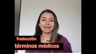 Médica terminología en de significado inquietud