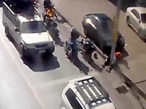 ยิงโหดหนุ่มวินจักรยานยนต์รับจ้างคิว บขส.ใหม่ ภูเก็ต