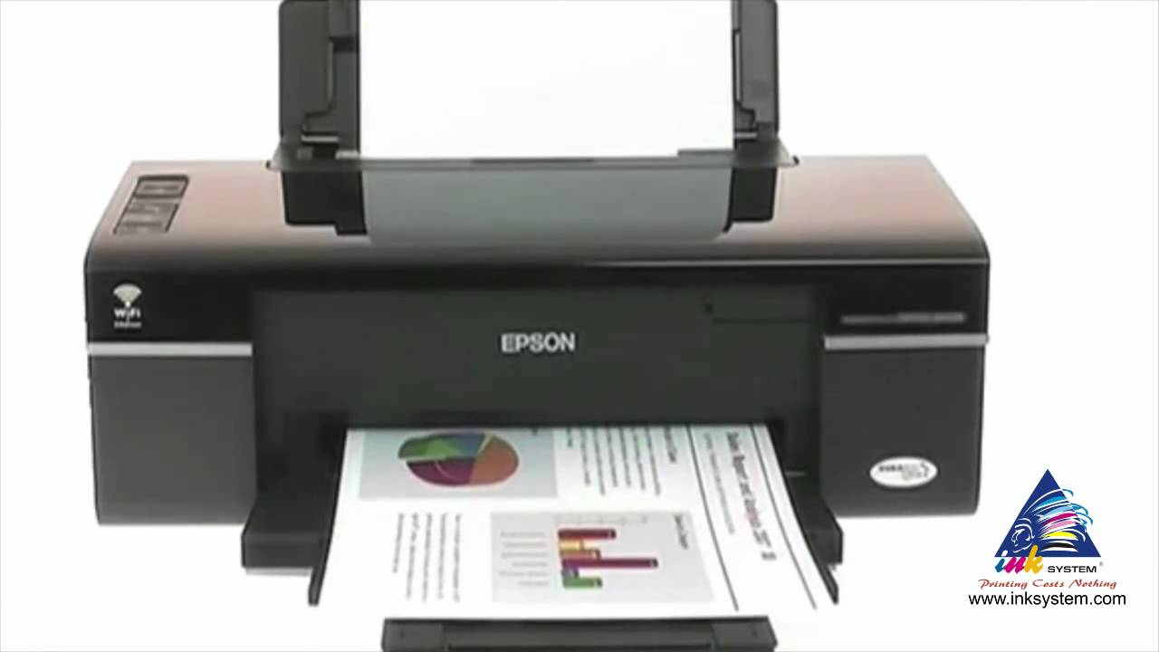 NEW DRIVERS: EPSON OFFICE T40W