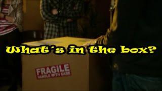 NCIS:LA - Densi - The Box + Fans reaction