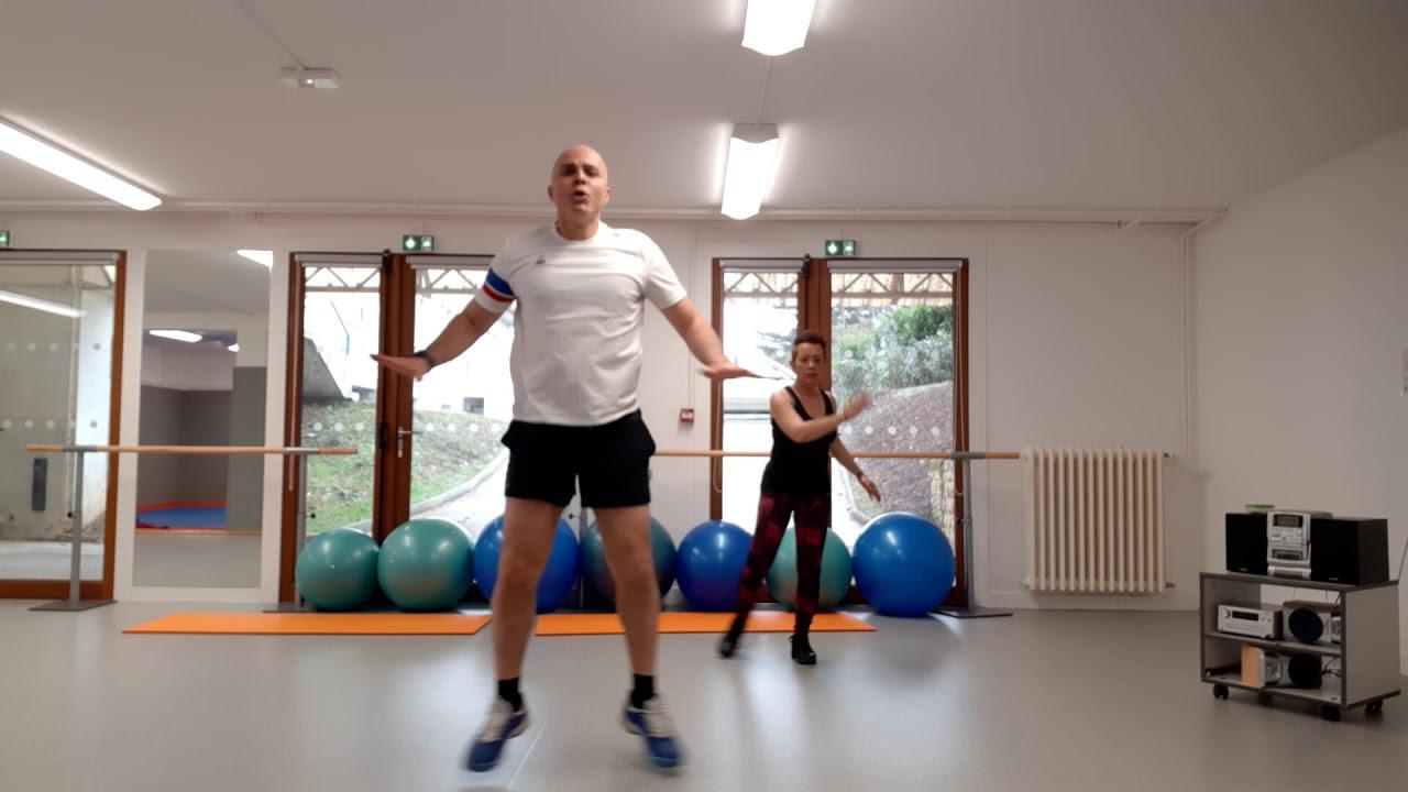 Gym intensive avec Yasmine et Stéphane