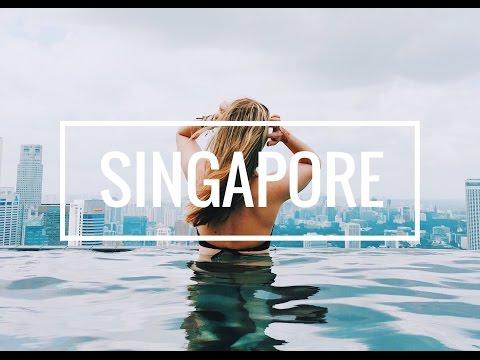 SINGAPORE TRAVEL DIARY 2017
