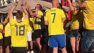 Шведы в городе ) Нижний Новгороде потрясён