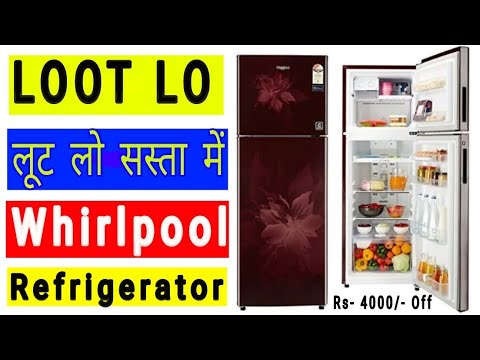 Best Whirlpool 2019 Refrigerator 265 L | Frost Free | Double Door Refrigerator | Review in Hindi