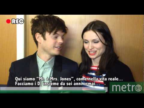 Sophie Ellis Bextor Richard Jones a Roma Terzo Tempo