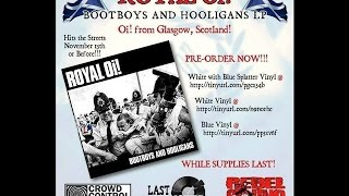 Royal Oi! -  Punx and Skins 'Football, Oi! and Rock n Roll'