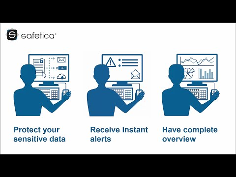 Protect Your Company Data with Safetica