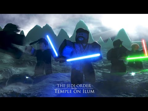 How To Rank Up In The Jedi Order In Ilum 2 Roblox Star Wars