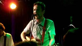 Frank Turner-poetry of the deed-live