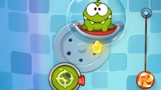 CUT THE ROPE - EXPERIMENTS | LEVEL 5 - BATH TIME