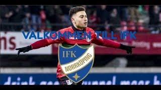 Jordan Larsson | Välkommen till IFK Norrköping