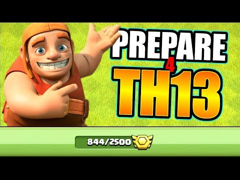 BEST METHOD TO SAVE FOR TOWN HALL 13!!