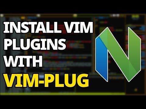 How To Install Vim Plugins With Vim-Plug
