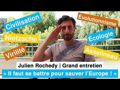 Julien Rochedy : « Il faut se battre pour sauver l'Europe ! » | Grand Entretien