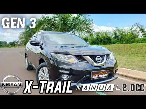 Mobil Langka Nissan Xtrail Manual
