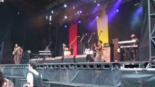 Dean Fraser and Band (Live) @ Reggae Sundance 2008