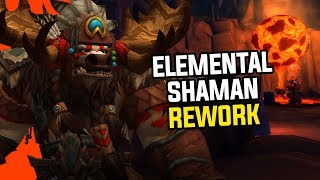 *NEW* Elemental Shaman Rework Walkthrough in Battle For Azeroth - Complete Walkthrough