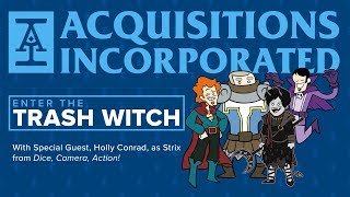 Acquisitions Incorporated: Enter the Trash Witch thumbnail