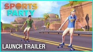 Sports Party: Launch Trailer | Ubisoft [NA]