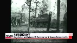 S. Korea marks 62nd anniversary of Korean War Armistice Day   정전기념일 역사 패키지