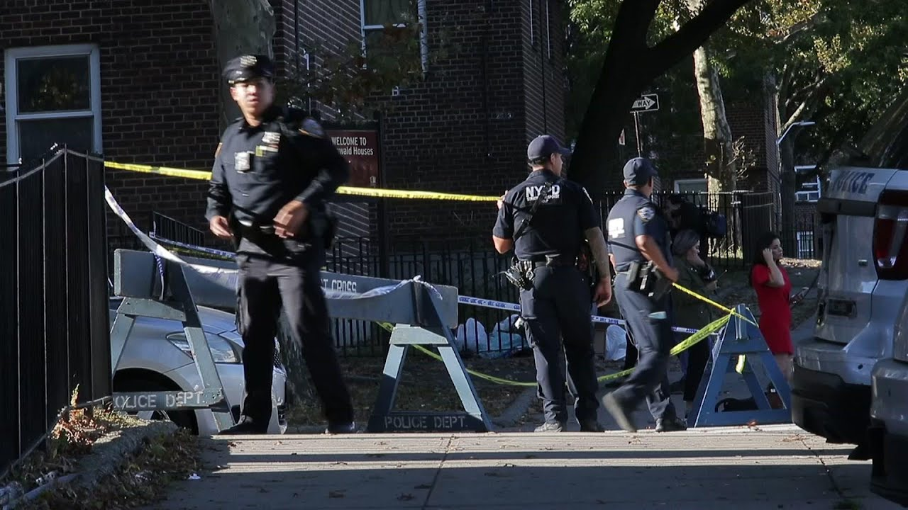 New York City police officer shot and killed