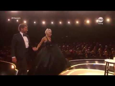 Lady Gaga, Bradley Cooper - SHALLOW (live At Oscar 2019)