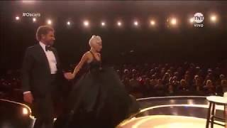 Gambar cover Lady Gaga, Bradley Cooper - SHALLOW (live at Oscar 2019)