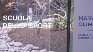 Corso di Alta Specializzazione in Management Olimpico e dello Sport