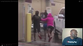 Looting down in Florida. Uncle Hotep chimes in