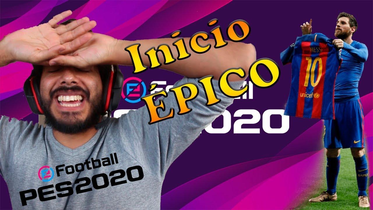PRIMER DESAFÍO Y BALL OPENING | PES 2020 myClub