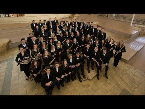 2018 Colorado Bandmasters Association Northern Regional Concert Band Festival