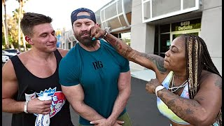 My Friend Punched Bradley Martyn in the Face!