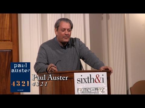 "Paul Auster, ""4 3 2 1"""