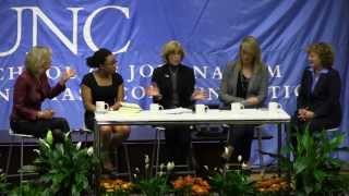 Mary Junck - Oct. 29, 2013 - Women in Media Leadership Series