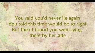 YOU (LYRICS) - TEN 2 FIVE