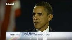 Politik direkt   Der neue US-Präsident