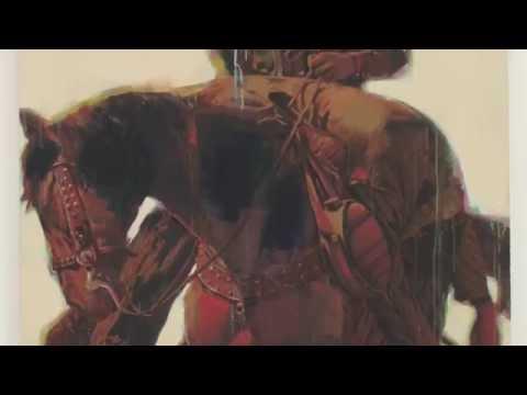 RICHARD PRINCE: Cowboys at Gagosian Gallery Beverly Hills