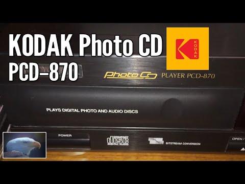 Failed Tech: Kodak Photo CD Player