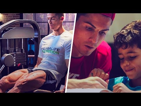 A day in the life of Cristiano Ronaldo - Oh My Goal