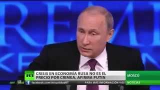 """""""Estados Unidos le robó Tejas a México"""" - Vladimir Putin,..."""
