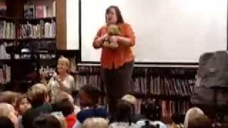 Kim Norman, singing author visit