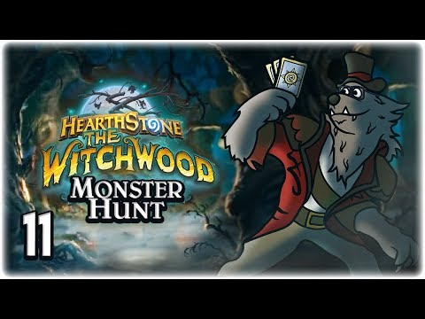 Pirate Tracker | Part 11 | Let's Play: Hearthstone: Monster Hunt | Witchwood Gameplay HD
