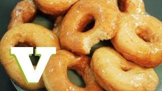 How To Make Glazed Doughnuts: Keep Calm And Bake - S01e1/8