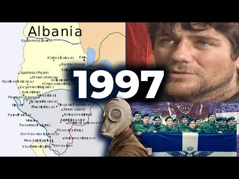 Download Pjesa 2. Plani i GREQISË për pushtimin e SHQIPËRISË në 1997. Imazhet e rralla - Gjurmë Shqiptare