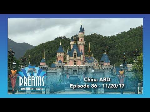 Hong Kong Disneyland & Shanghai Disneyland Adventures by Disney | 11/20/17