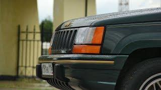 JEEP Grand Cherokee / тизер / NICE-CAR.RU