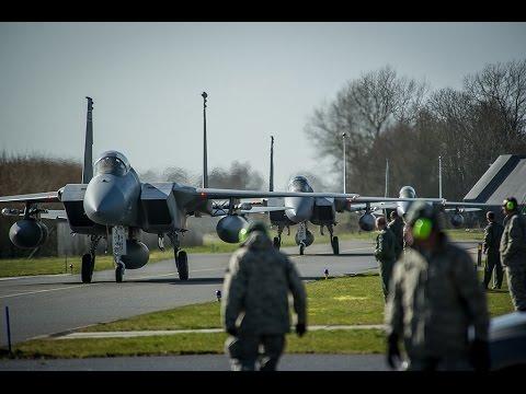 DCS F-15: Fast scramble