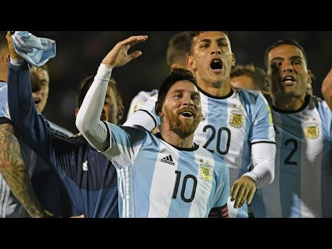 Lionel Messi's Hat-Trick Saves Argentina | Ecuador 1-3 Argentina | Internet Reacts
