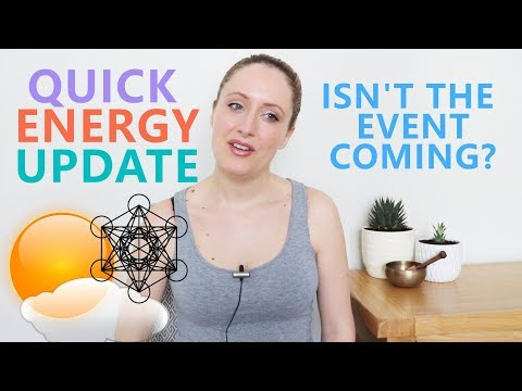 The EVENT, Where Is It? Quick Ascension Energy UPDATE. WW3 Fearmongering, Light Codes and More