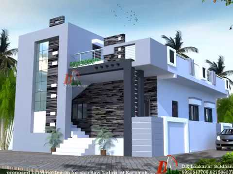 Elegant LATEST HOME DESIGNS